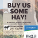 Tom Ro Haven - Buy us some hay!