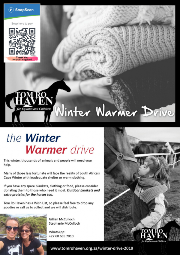Tom Ro Haven - Winter Warmer Drive